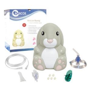 Roscoe Bunny Pediatric Nebulizer