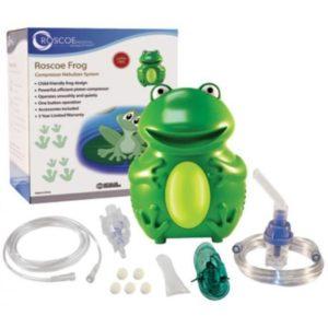 Roscoe Medical Pediatric Frog Nebulizer