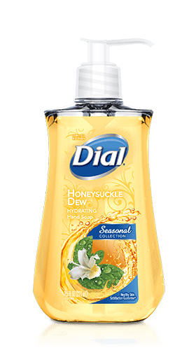 Dial Honeysuckle Dew Hand Soap – 7.5oz Limited Edition