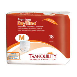 Tranquility Medium Premium Daytime Disposable Underwear