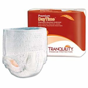Tranquility XL Premium Daytime Disposable Underwear