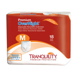 Tranquility Medium Premium Overnight DAU Underwear