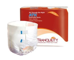 Tranquility ATN XL Brief 72/Cs