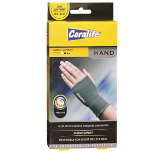 Coralite Elastic Knitting Hand Support