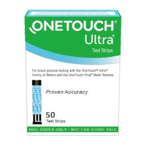 One Touch Ultra 50