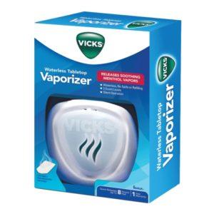 Vicks Waterless Tabletop Vaporizer
