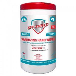 Sanitizing Hand Wipes 80ct