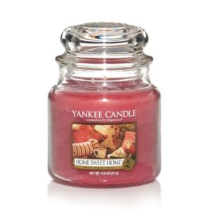 Yankee Candle Home Sweet Home Medium 14.5oz Glass