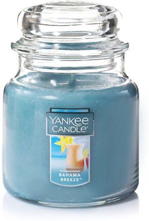 Yankee Candle Baham Breeze Medium 14.5oz Glass