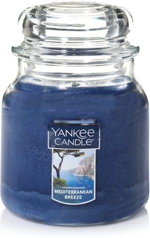 Yankee Candle Mediterranean Breeze Medium 14.5oz