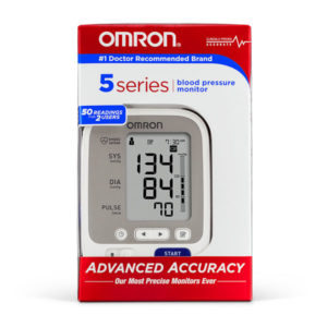 Omron Automatic Inflation BP Monitor w/ Standard Cuff
