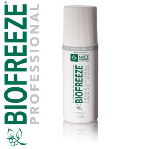 Biofreeze 3oz Roll-On Pain Reliever